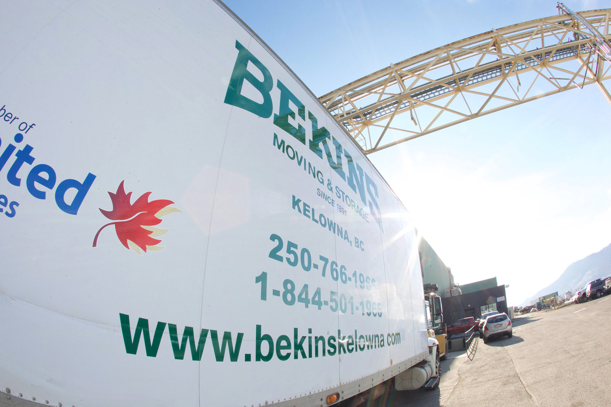 Bekins Mobing & Kelowna Pool Table Moving